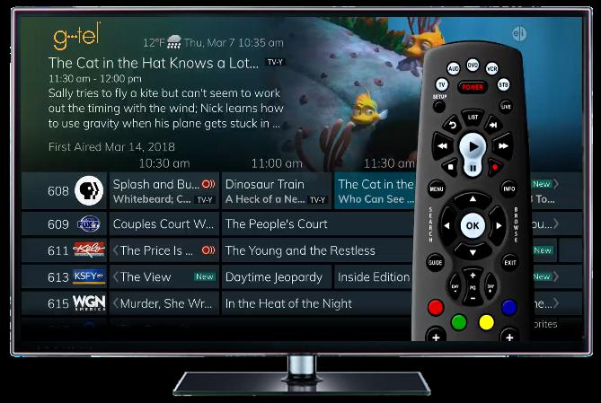 GTel TV Screenshot
